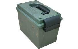 "MTM SDB011 Sportsmen Dry Box Small 14"" x 7.5"" x 9"" Polypropylene Forest Green"