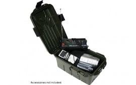 MTM S107211 Survivor Dry Box Small w/Mirror Triple Latch Poly Green
