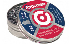 Crosman P177 CopperHead Pellets Pointed .177