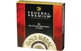 Federal GM200M Premium Primer Gold Medal Match Small Mag Pistol 10 Boxes of 100