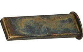 Traditions A1253 Barrel Wedge Muzzle Tool Fits Most Traditions Rifle Case Hardened Steel