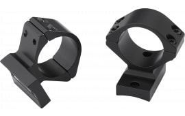 """Winchester Guns 62620 2-Piece Base/Rings For XPR 1"""" Rings Standard Height Black Matte Finish"""