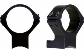 Winchester Guns 64630 2-Piece Base/Rings For XPR 30mm Rings Standard Height Black Matte Finish