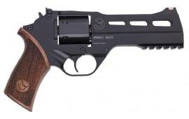 "Chiappa 340.228 Rhino 40DS Black 40 S&W 4"" 6rd Revolver"