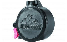Butler Creek 32527 Multi-Flex Flip-Open Objective Lens Cover Sz 25-27 Black