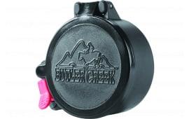 Butler Creek 33334 Multi-Flex Flip-Open Objective Lens Cover Sz 33-34 Black