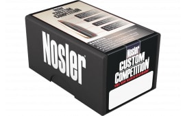 Nosler 43258 Custom Competition 9mm .355 147 GR Jacketed Hollow Point 250 Box
