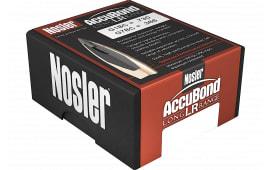 Nosler 58943 AccuBond LR 6.5mm .264 129 GR 100 Per Box