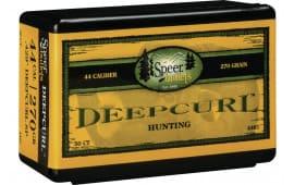 Speer Bullets 3978 Handgun Hunting 475 Caliber .475 325 GR DeepCurl Soft Point 50 Box