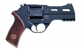 """Chiappa CF340.277 Rhino 40 SAR Black 9mm 4"""" Revolver"""
