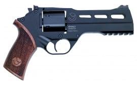 """Chiappa CF340.278 Rhino 50 SAR Black 9mm 5"""" Revolver"""
