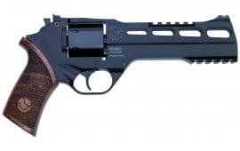 """Chiappa CF340.279 Rhino 60 SAR Black 9mm 6"""" Revolver"""