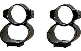 Kwik-Site KSBARH See-Thru Mounts For Browning BAR See Thru Style Black