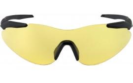 Beretta OCA100020201 Soft Touch Shooting Glasses Black Frame Yellow Lenses