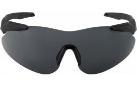 Beretta OCA100020999 Soft Touch Shooting Glasses Black Frame Black Lenses