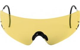 Beretta OCA800020201 Dedicated Metal Frame Shooting Glasses Yellow Lenses