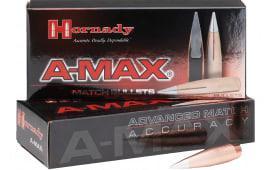 Hornady 5165 Rifle 50 Caliber .510 750 GR A-Max 20 Box