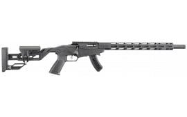 Ruger 8400 Precision 22LR 18IN TB Black 15R