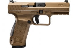 Century Arms HG4873B-N Canik TP9DA FS 2-18rd Mags Burnt Bronze Polymer