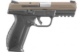 Ruger 8660 American PRO Pistol 9mm Brown Cerakote Slide