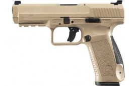 Century Arms HG4865D-N Canik TP9SF FS 2-18rd Mags FDE Polymer