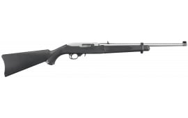 """Ruger 11100 10/22 Takedown Semi-Auto 22 Long Rifle 18.5"""" 10+1 Stainless Steel"""