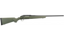 """Ruger 16952 American Predator Bolt .204 Ruger 22"""" 5+1 Synthetic Green Stock Black"""