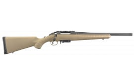 Ruger 16976 Amer Rnch 7.62x39 16 Fde/syn