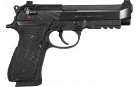 """Beretta GJ92FR915 92X FS w/RAIL15rd4.7"""" Barrel w/3 Mags"""