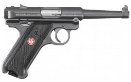 Ruger 40104 MKIV STD 22LR 4.75 FS BL