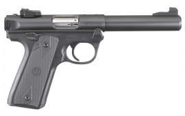 Ruger 40107 Mark IV 22/45 22LR 5.5 AS Blued