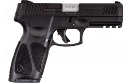 "Taurus 1G3941 G3 9mm Pistol, 4"" BBL, Semi-Auto - Comes with 1-15 and 1-17 Round Mag - Black"
