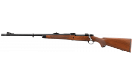 "Ruger 47121 Hawkeye African Bolt .375 Ruger 23"" 3+1 American Walnut Stock Blued"