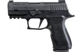 "Sig Sauer 320XC9BXR3R210 P320 Xcompact 3.6"" Xray Front NGT SGT Rear"
