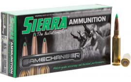 Sierra A433005 6.5 Creedmoor 130 TGK - 20rd Box
