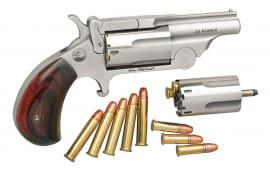 "NAA NAA-22MC-BTII Ranger II 22WMR 1.6"" 5rd Revolver"