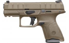 Beretta JAXC92005 APX Compact FDE 10rd