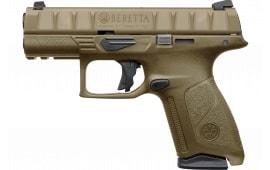 Beretta JAXQ92105 APX Centurion FDE 15rd