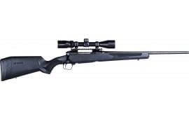 Savage Arms 57535 110 Apex Hunter XP 3-9x40 Black Ergo Adjustable LOP