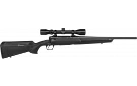 "Savage Arms 57543 Axis XP 18"" 3-9x40 MATTE/BLK Synthetic Ergo STK"