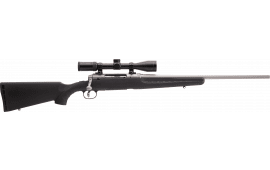 "Savage Arms 57545 Axis XP S/S 18"" 3-9x40 Black Synthetic Ergo STK"