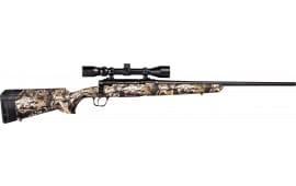 "Savage Arms 57546 Axis XP Camo 18"" 3-9x40 Mobu Ergo Stock"