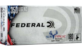 Federal 350LDT1 350 Legend 180 NT SP - 20rd Box