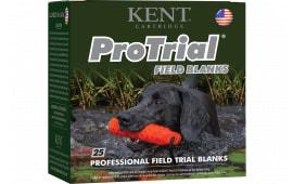 Kent K1225PTFB 2.5 PRO Trial Field Blank - 250rd Case