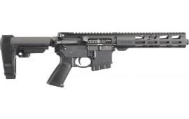 """Ruger 8571 AR556 .350 Legend 9.5"""" Black M-LOK SBA3 Brace"""