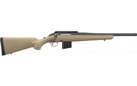 "Ruger 26985 American Compact Ranch FDE .350 Legend 16.38"" Threade"
