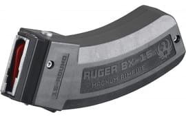 Ruger 90585 MagBX-15 Magnum 17HMR/22WMR 15R