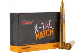 PMX 50XM 50 BMG 740 Solid Brass - 10rd Box
