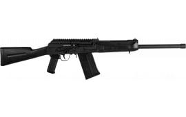 "SDS Imports LH12HF3G Imports Lynx LH12 3 GUN 19"" 3"" 1-5rd Mag Black"