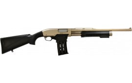 SDS Mfpam MagFED Pump Action Marine Shotgun